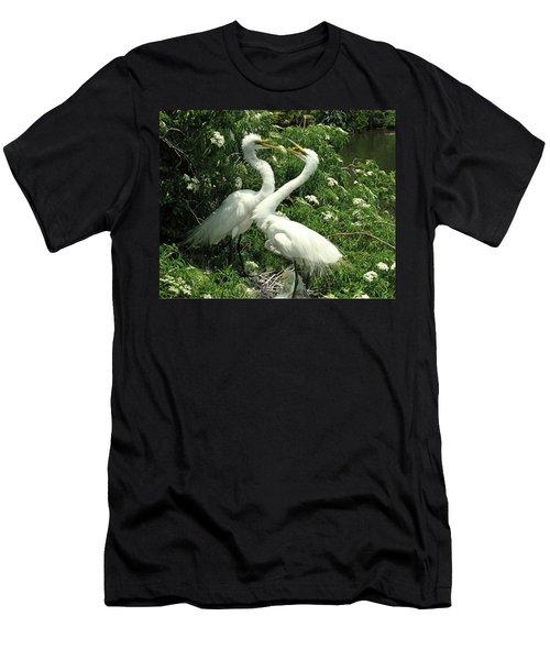Joyful Reunion Men's T-Shirt (Athletic Fit)