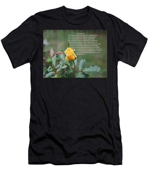 Just From Me Men's T-Shirt (Athletic Fit)