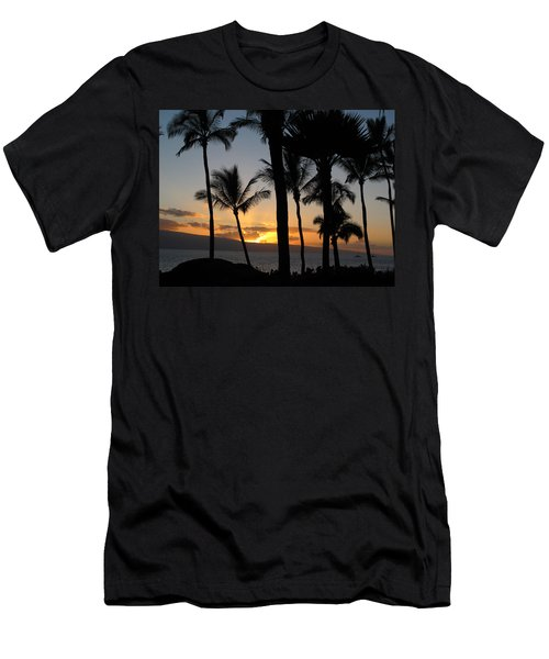 Ka'anapali Sunset Men's T-Shirt (Athletic Fit)