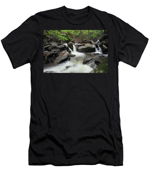 Kaaterskill Creek Men's T-Shirt (Athletic Fit)