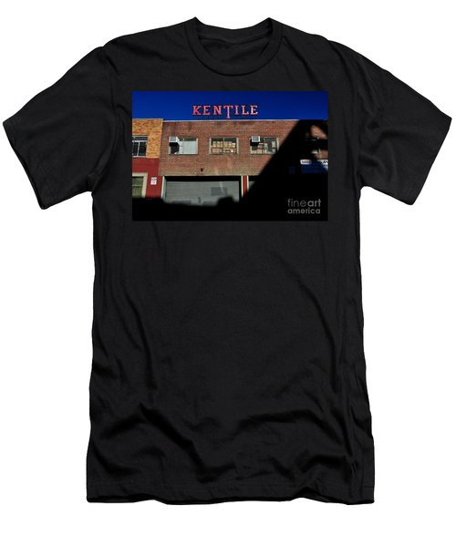 Kentile Factory Men's T-Shirt (Athletic Fit)