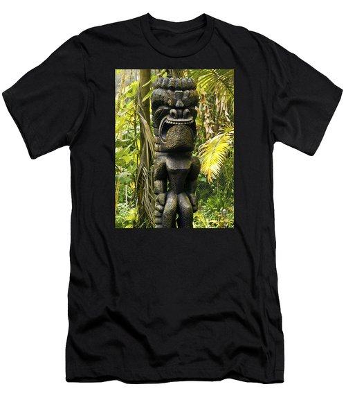 Ku - God Of War Men's T-Shirt (Athletic Fit)