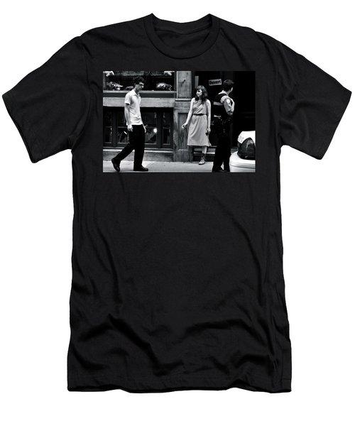 L'ennui  Men's T-Shirt (Athletic Fit)