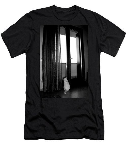 Let Me Go Men's T-Shirt (Athletic Fit)