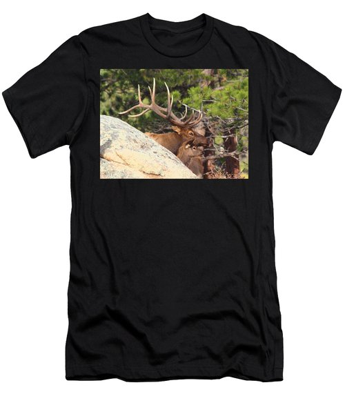 Like Father - Like Son Men's T-Shirt (Athletic Fit)