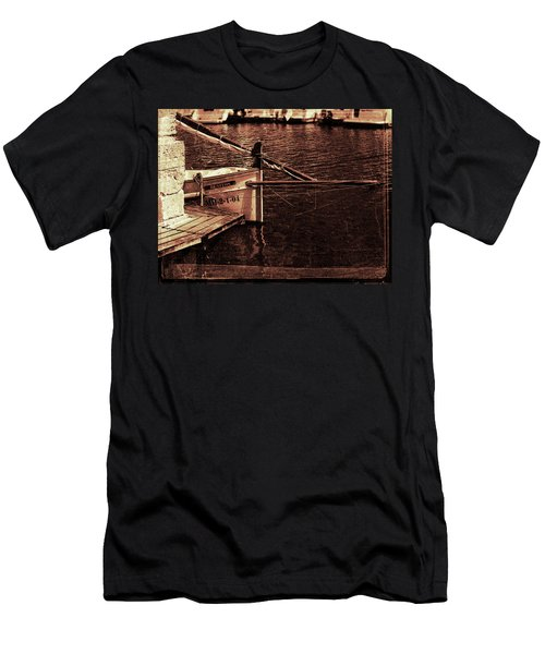 Men's T-Shirt (Slim Fit) featuring the photograph Lil Kiss by Pedro Cardona