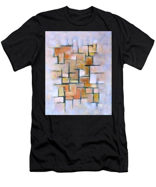 Line Series Men's T-Shirt (Athletic Fit)