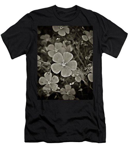 Linum Stand  Men's T-Shirt (Athletic Fit)