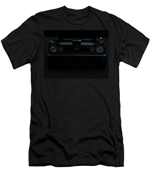 Little Black Camaro Men's T-Shirt (Athletic Fit)