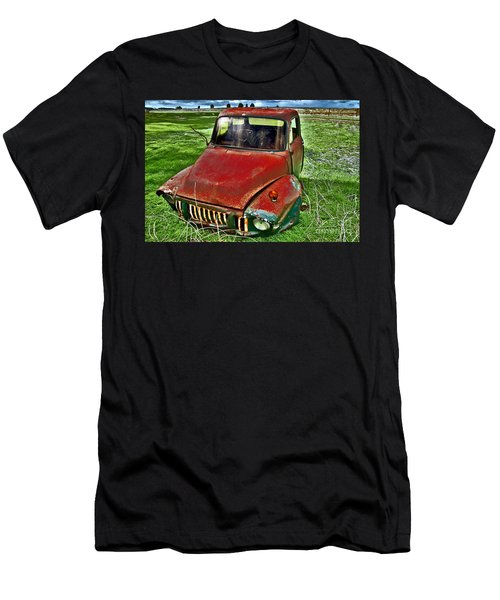 Long Term Parking Men's T-Shirt (Athletic Fit)