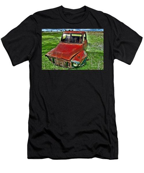 Long Term Parking Men's T-Shirt (Athletic Fit)