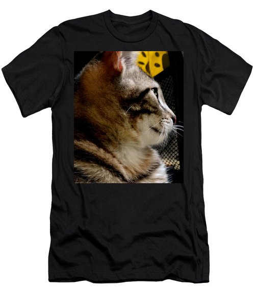 Men's T-Shirt (Slim Fit) featuring the photograph Look To The Light by Lisa Brandel