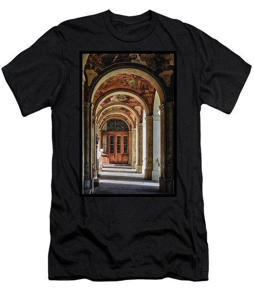 Loreto Walk Men's T-Shirt (Athletic Fit)