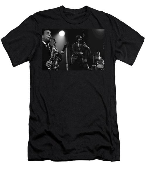 Lou Donaldson Men's T-Shirt (Athletic Fit)