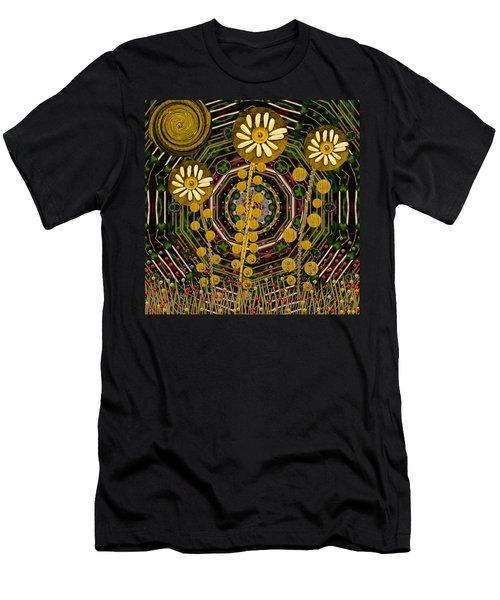 Love Under The Sun Pop Art Men's T-Shirt (Athletic Fit)