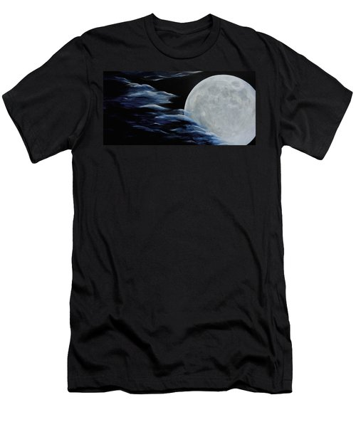 Magica Luna Men's T-Shirt (Athletic Fit)