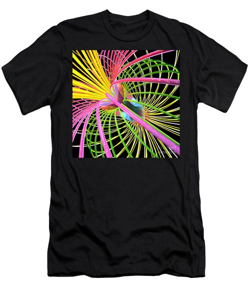 Magnetism 4 Men's T-Shirt (Athletic Fit)