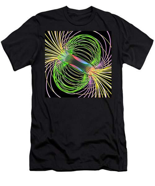Magnetism 5 Men's T-Shirt (Athletic Fit)