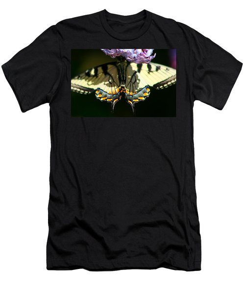Masked Monarch Men's T-Shirt (Athletic Fit)