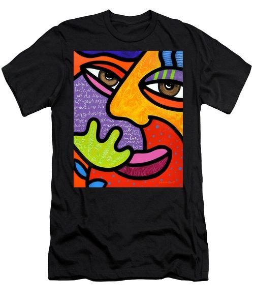 Maxine Men's T-Shirt (Athletic Fit)