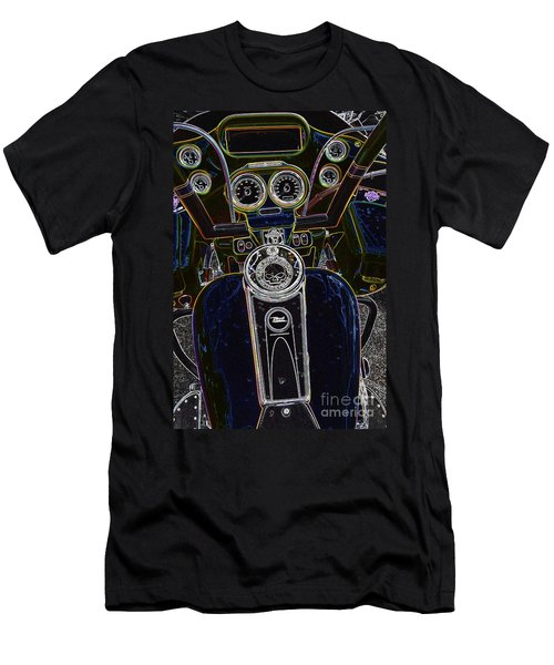 Mega Tron Men's T-Shirt (Athletic Fit)