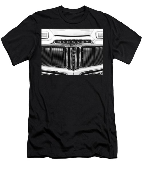 Mercury Grill  Men's T-Shirt (Slim Fit) by Kym Backland