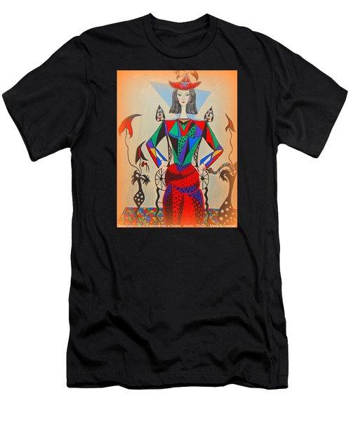 Metamorphosis Of Eleonore Men's T-Shirt (Athletic Fit)