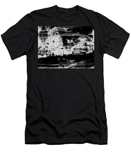 Metropolis Nacht Men's T-Shirt (Athletic Fit)