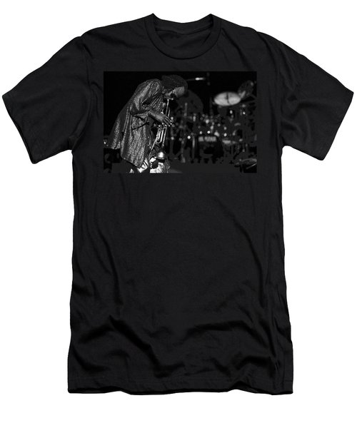 Miles Davis - The One Men's T-Shirt (Athletic Fit)