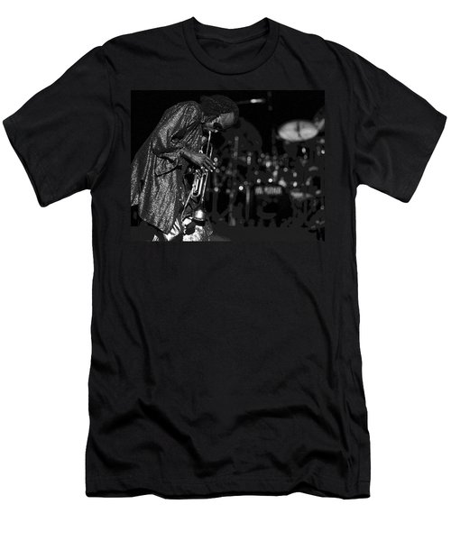 Miles Davis - The One Men's T-Shirt (Athletic Fit)