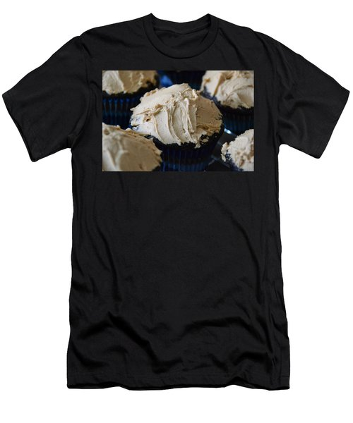 Mini Mountain Of Mocha Men's T-Shirt (Athletic Fit)
