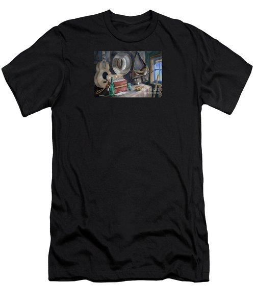 Minstrels Retreat Men's T-Shirt (Athletic Fit)