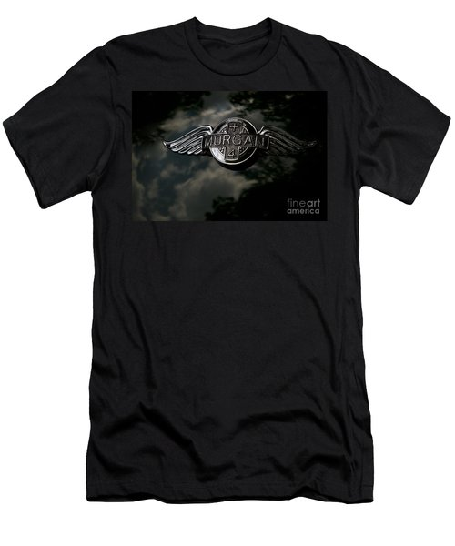 Morgan Men's T-Shirt (Slim Fit) by Dennis Hedberg