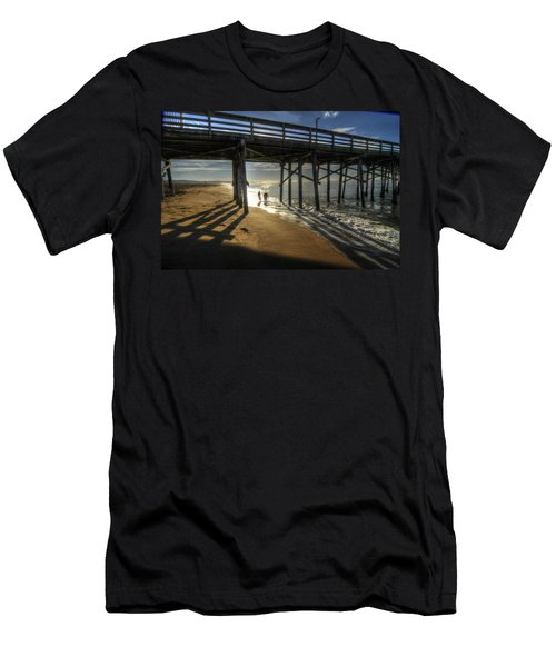 Morning Trestle Men's T-Shirt (Athletic Fit)