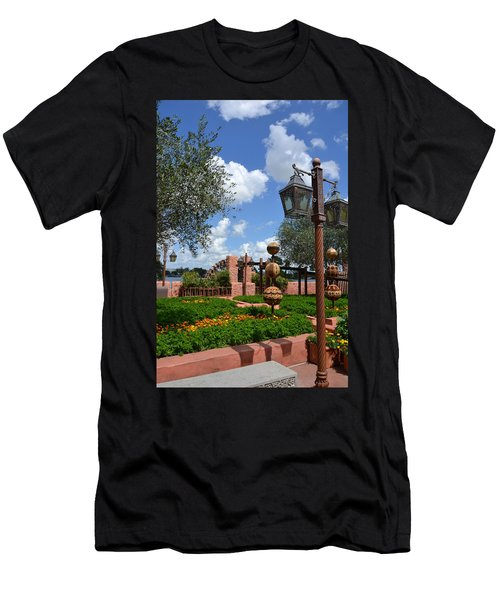 Moroccan Garden I Men's T-Shirt (Athletic Fit)