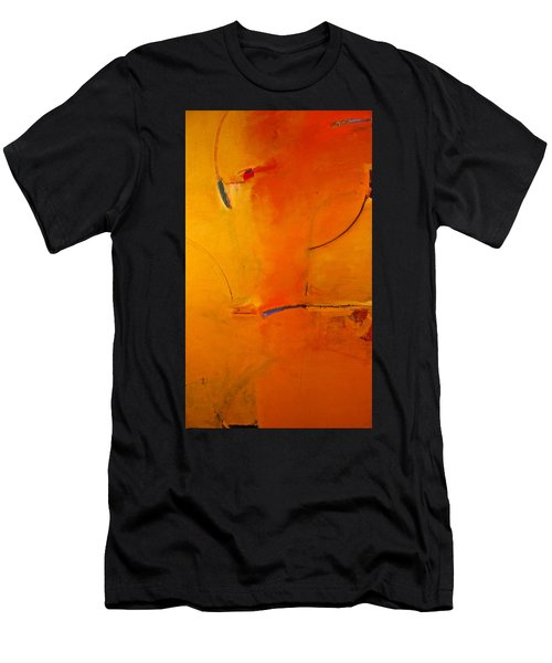 Men's T-Shirt (Athletic Fit) featuring the painting Most Like Lee by Cliff Spohn