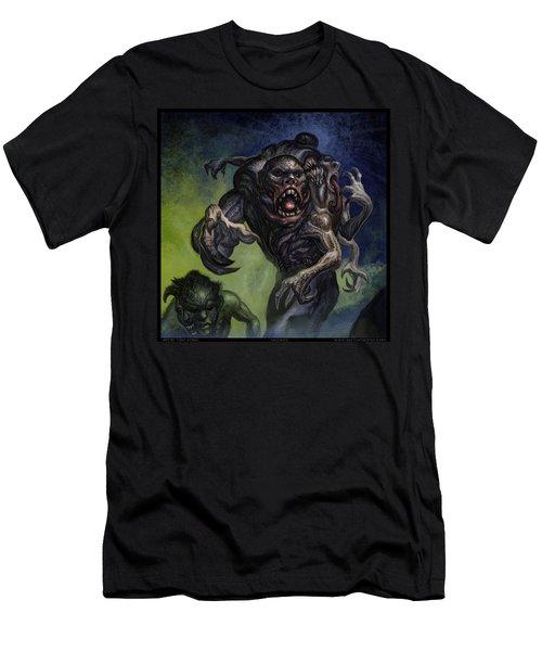 Mutants  Men's T-Shirt (Slim Fit) by Tony Koehl