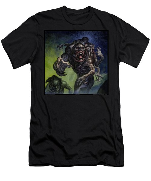Mutants  Men's T-Shirt (Athletic Fit)