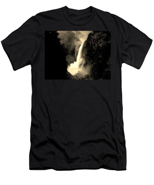 Mystery Falls Men's T-Shirt (Athletic Fit)