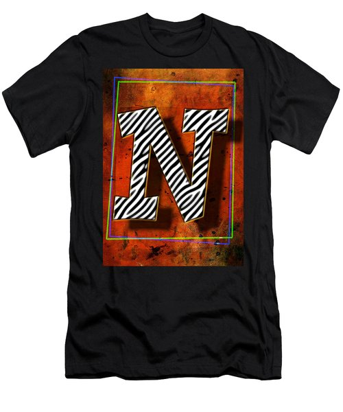 N Men's T-Shirt (Athletic Fit)