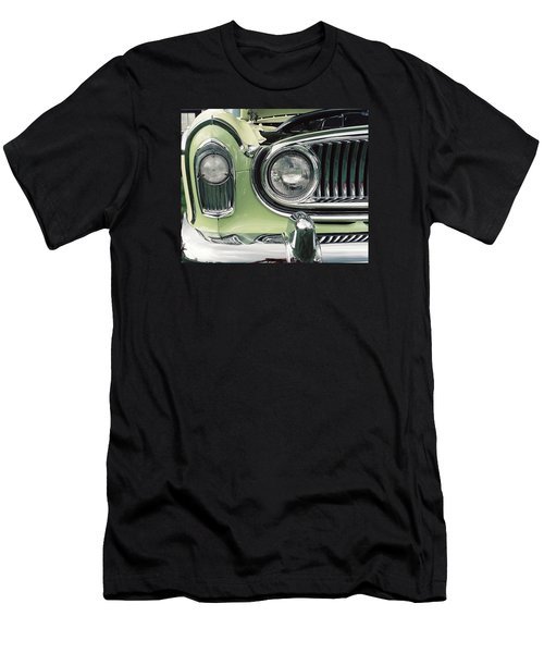 Men's T-Shirt (Slim Fit) featuring the photograph Nash Nose by John Schneider