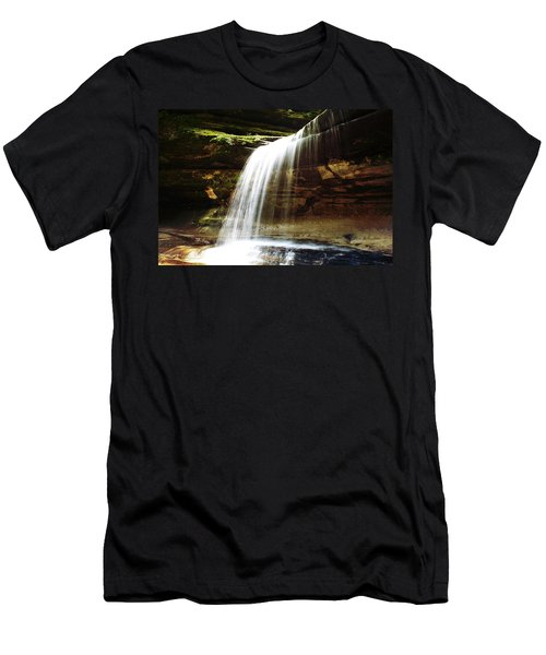 Nature In Motion Men's T-Shirt (Athletic Fit)