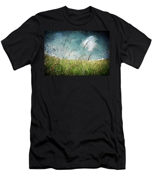 Men's T-Shirt (Slim Fit) featuring the photograph Nature by Laura Melis