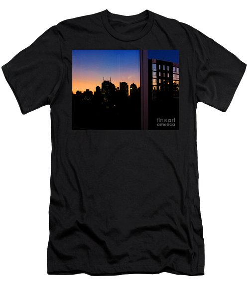 New York Reflections Men's T-Shirt (Athletic Fit)