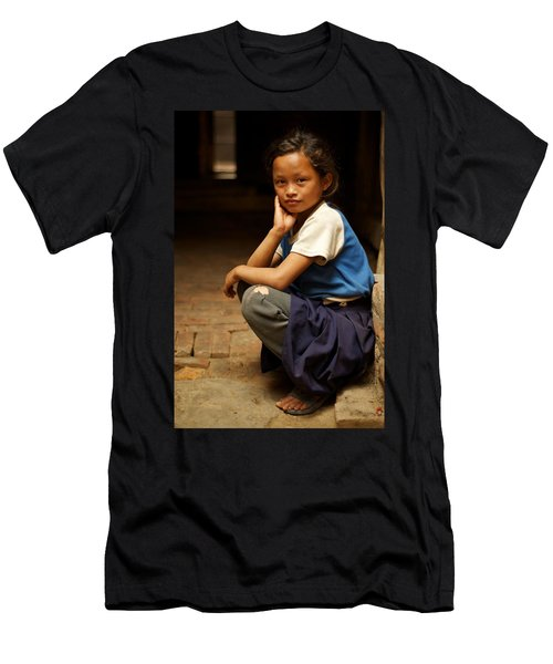 Nine Years Old Men's T-Shirt (Athletic Fit)