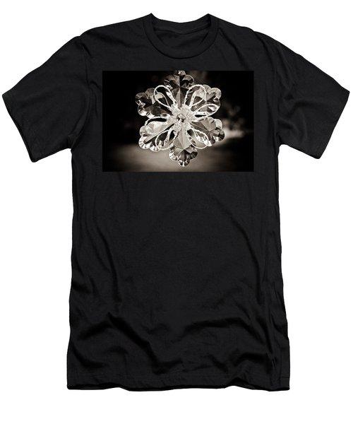 Noir Reflections Men's T-Shirt (Slim Fit) by Sara Frank