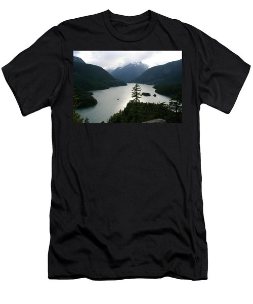 North Cascades Men's T-Shirt (Athletic Fit)