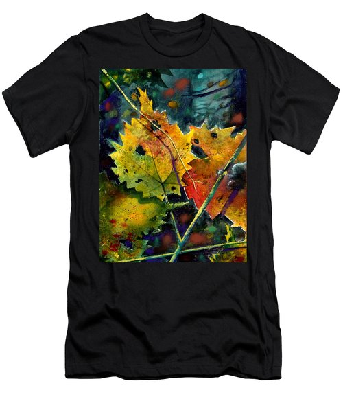Men's T-Shirt (Athletic Fit) featuring the painting Oct 2nd by Andrew King