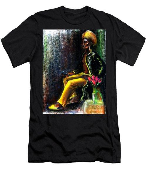 Odelisque Men's T-Shirt (Athletic Fit)