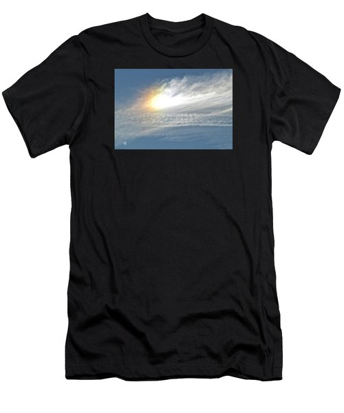 On High Men's T-Shirt (Athletic Fit)